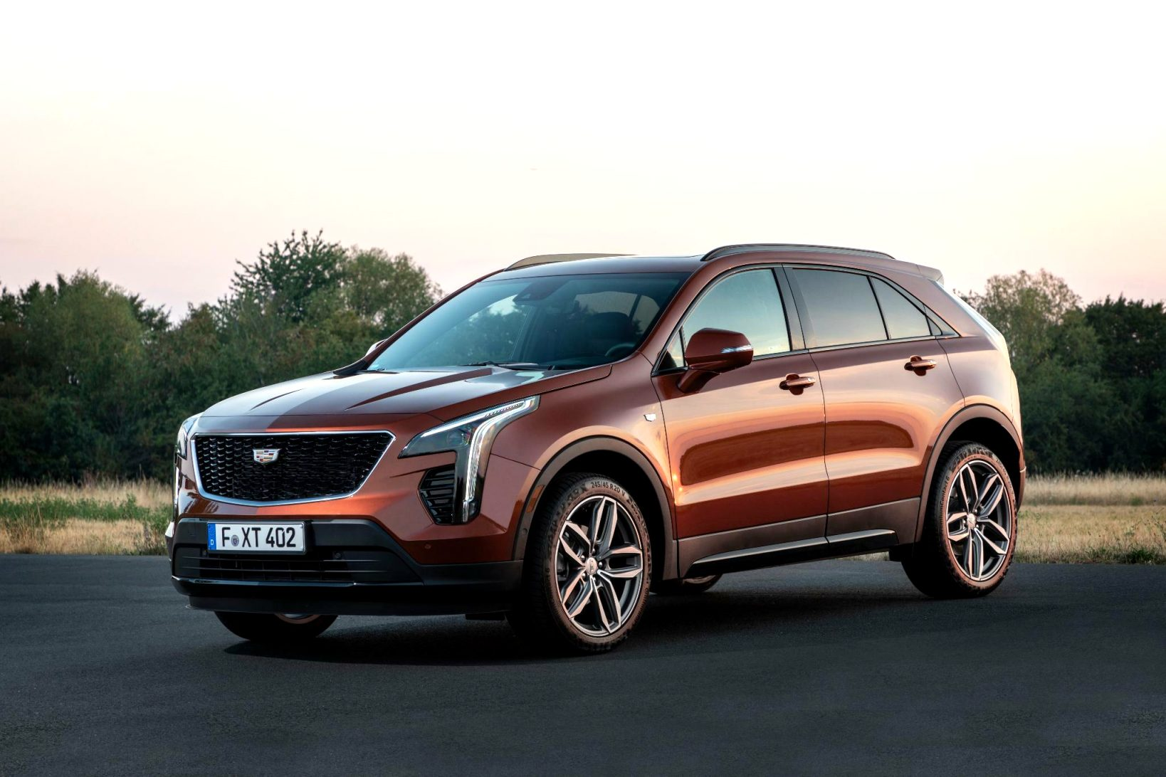 cadillac xt4 2021 Release Date
