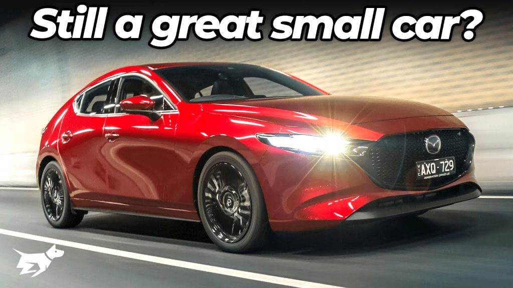 2021 mazda astina Concept and Review