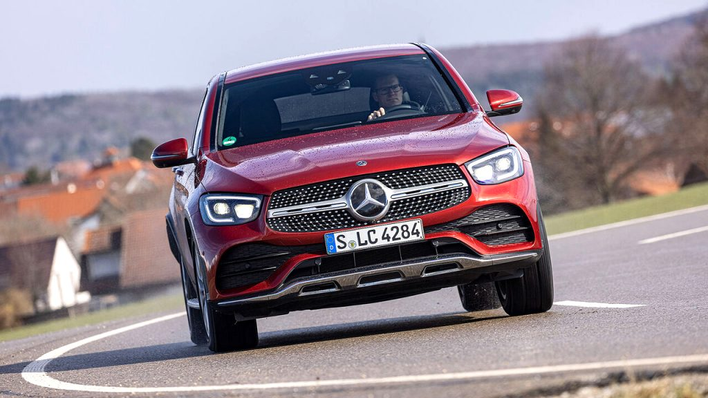 2021 mercedes diesel SUV New Model and Performance