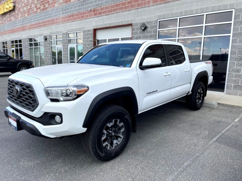 2021 toyota tacoma New Model and Performance