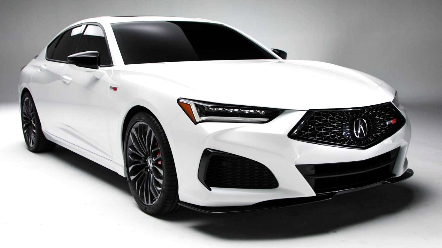 2021 acura tlx gas type Picture