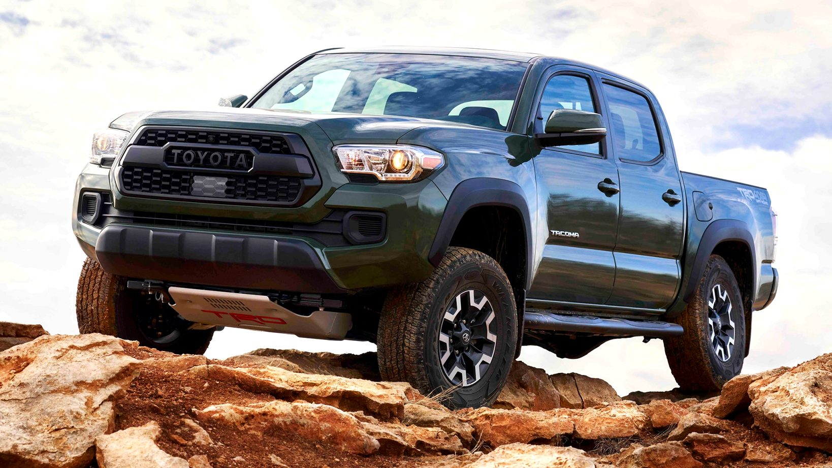 2021 toyota tacoma Specs and Review