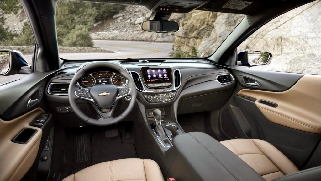 2021 chevrolet equinox Specs and Review