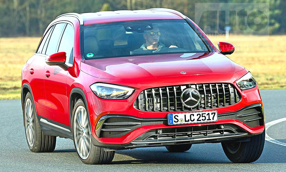 2021 mercedes diesel SUV Concept and Review