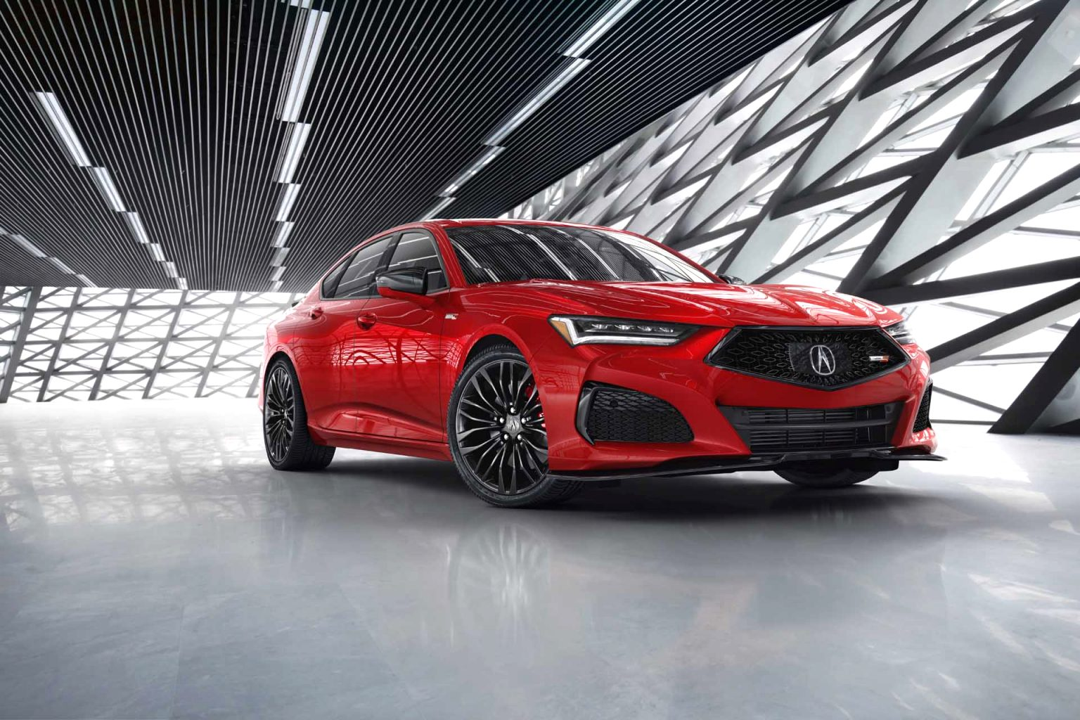 2021 acura tlx gas type Pictures