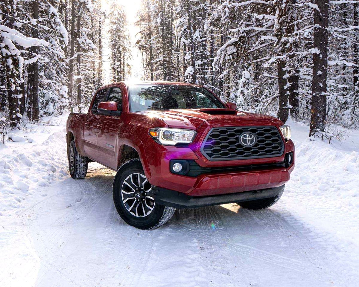 2021 toyota tacoma Research New