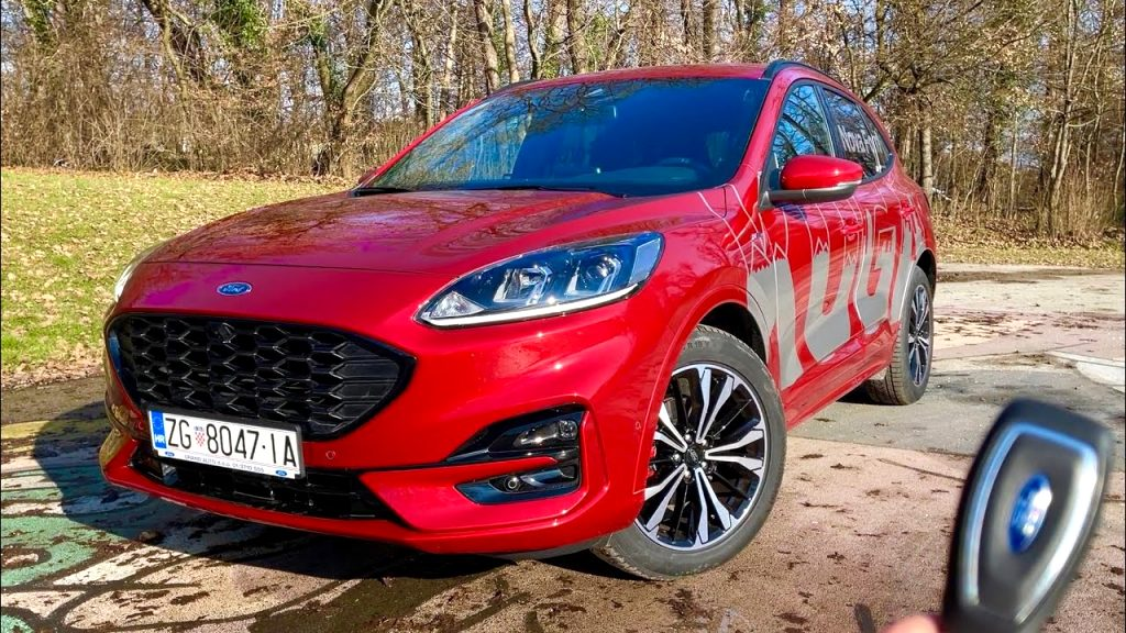 2021 ford kuga st line Performance and New Engine