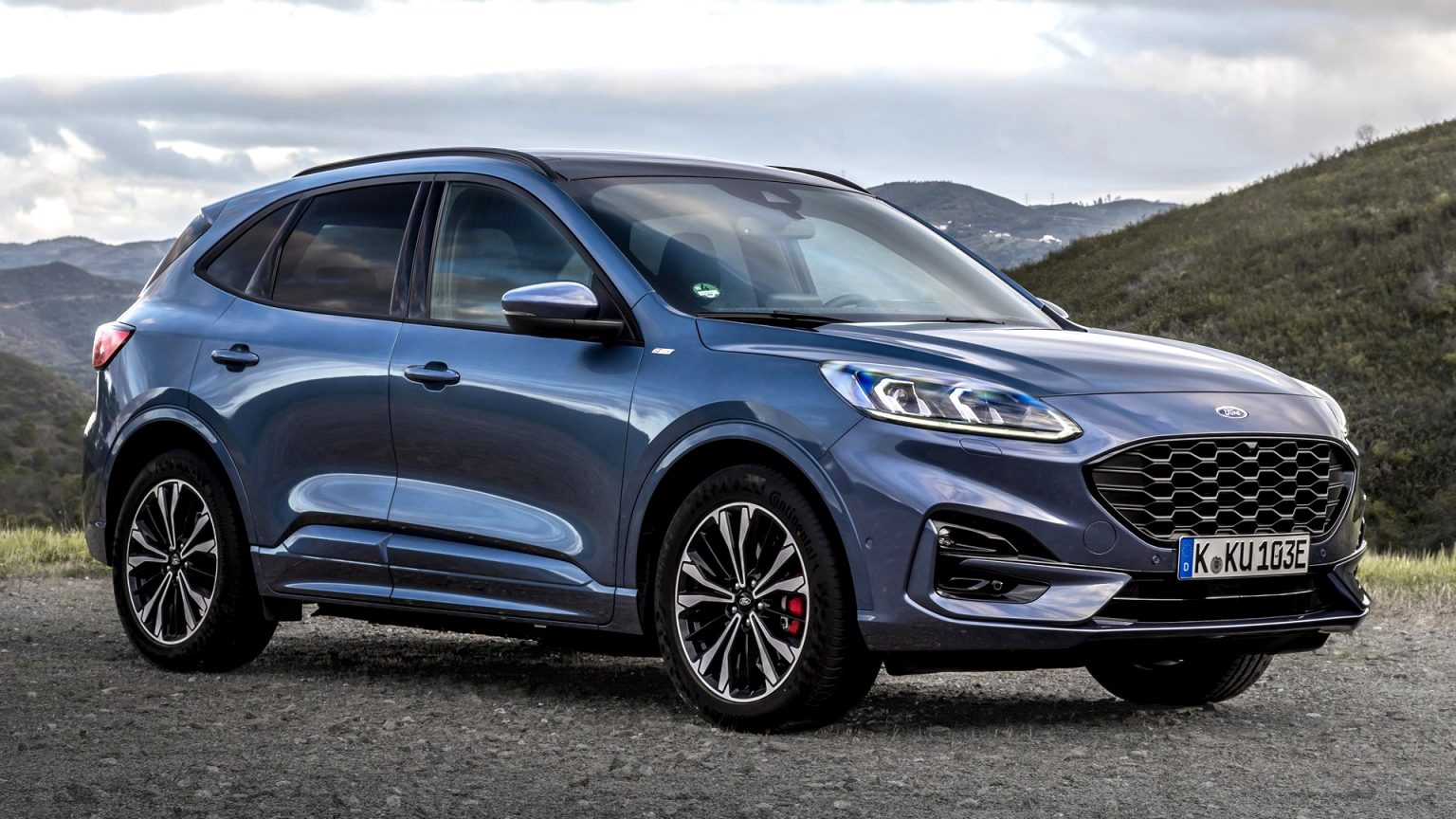 2021 ford kuga st line Price and Review