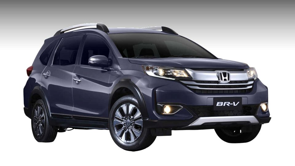 2021 honda brv philippines Price and Review