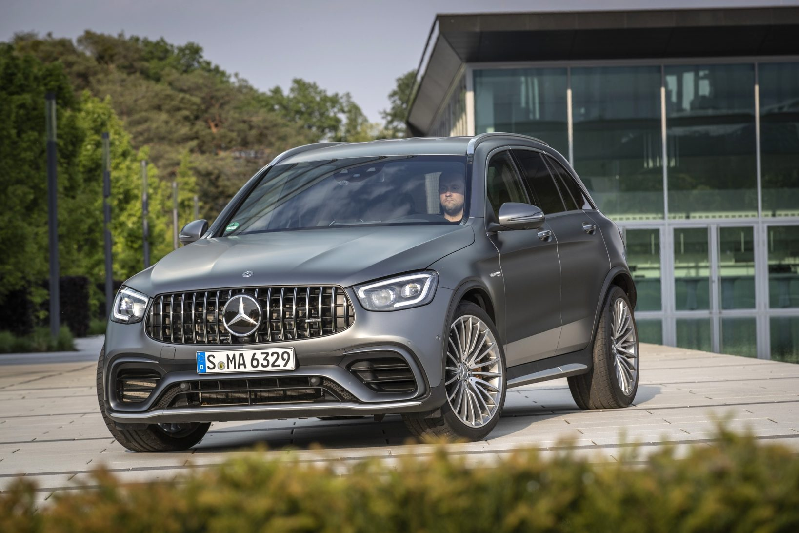 2021 mercedes diesel SUV Specs and Review