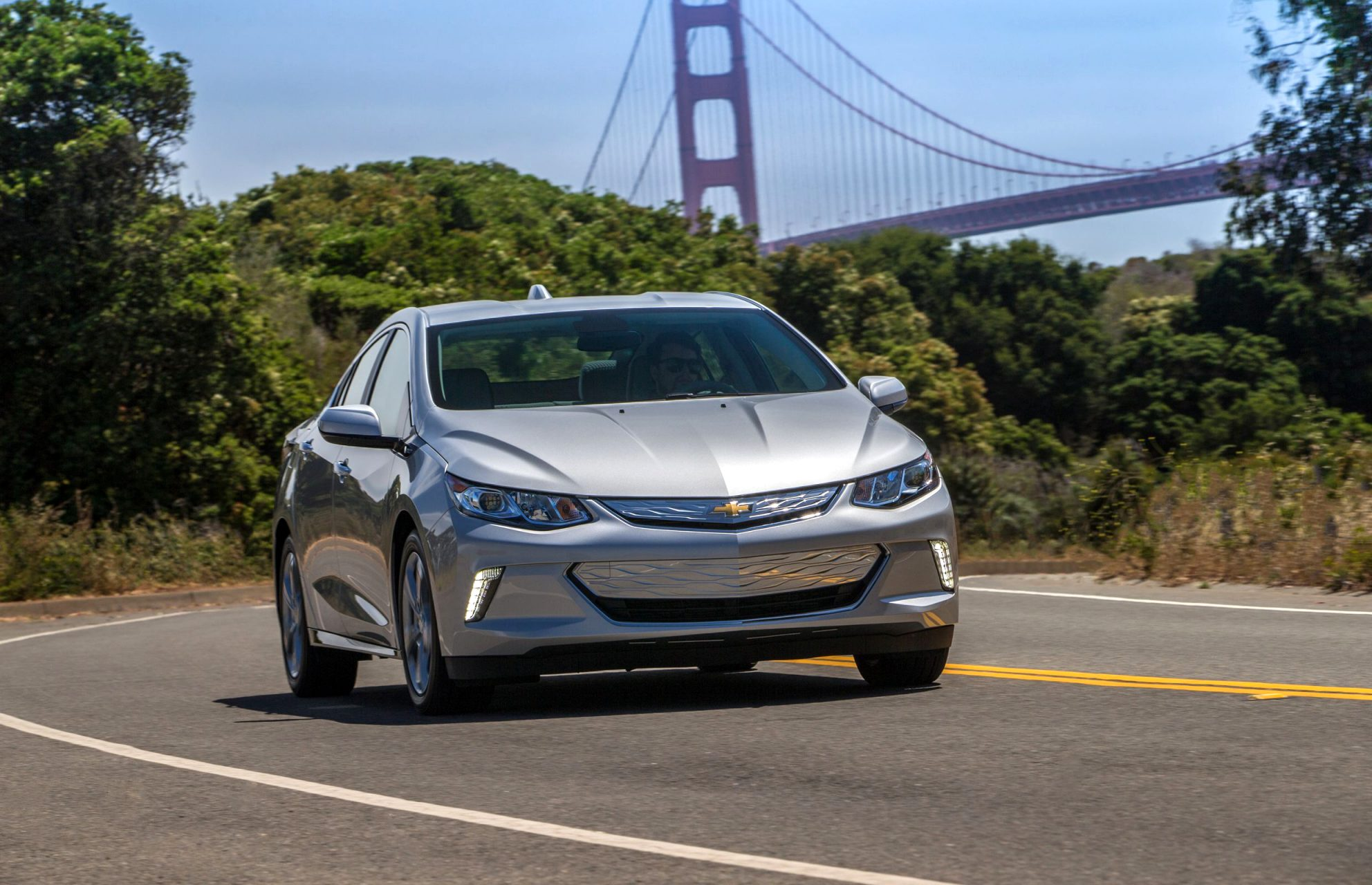 chevrolet volt 2021 canada Overview