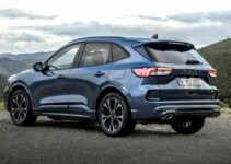 2021 Ford Kuga St Line Redesign And Concept