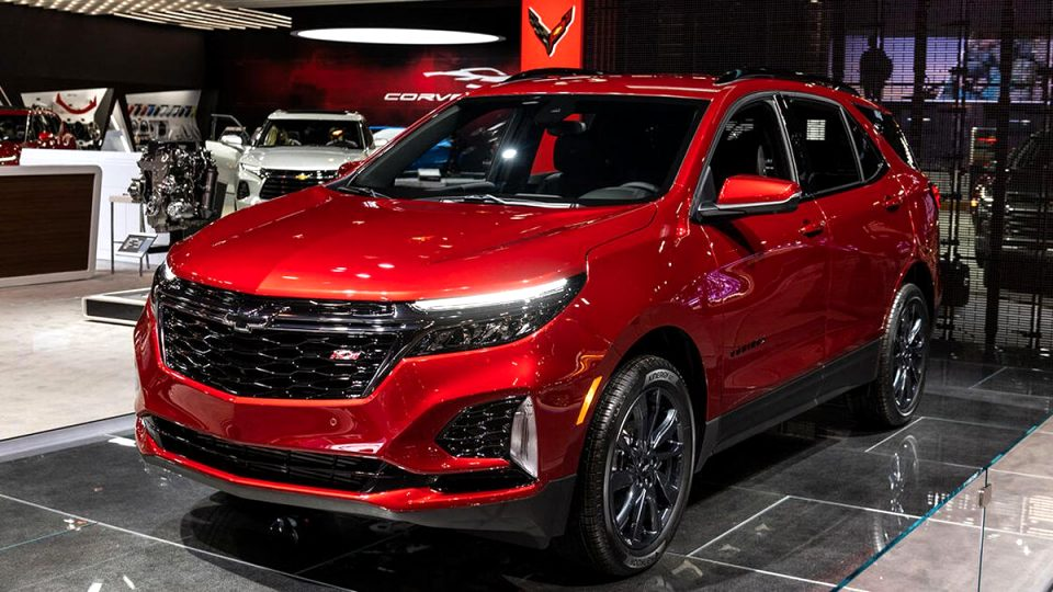 2021 chevrolet equinox New Model and Performance