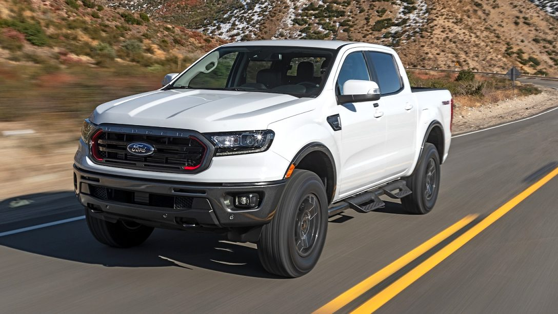 2021 ford ranger zero to sixty Release Date