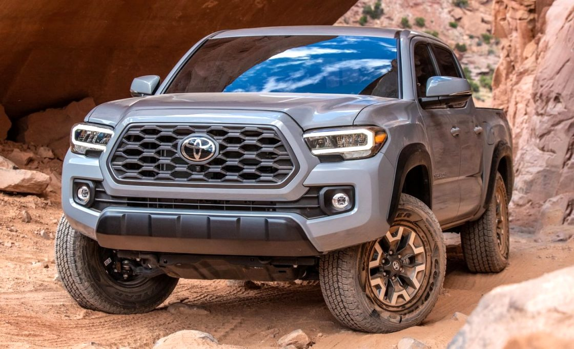 2021 toyota tacoma Price and Review