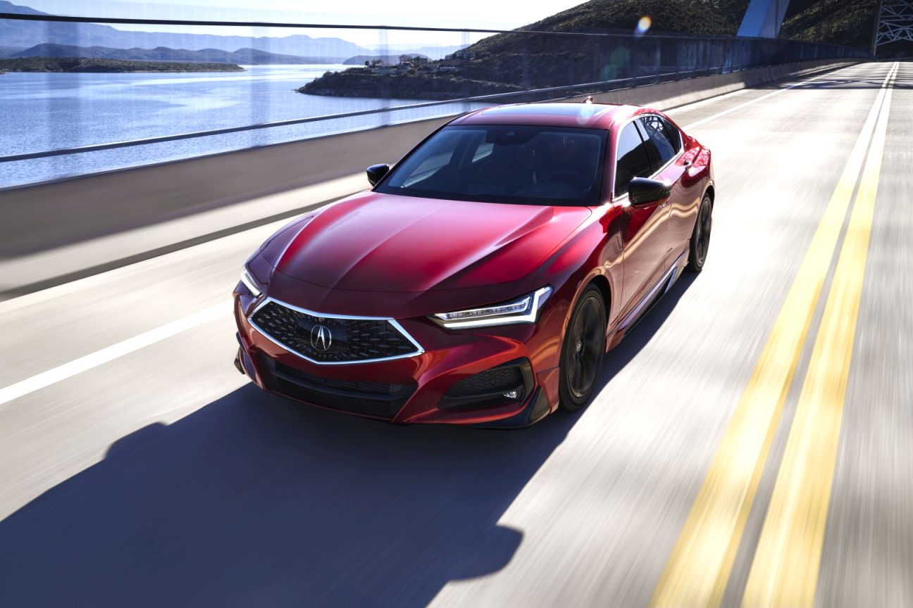 2021 acura tlx gas type New Concept