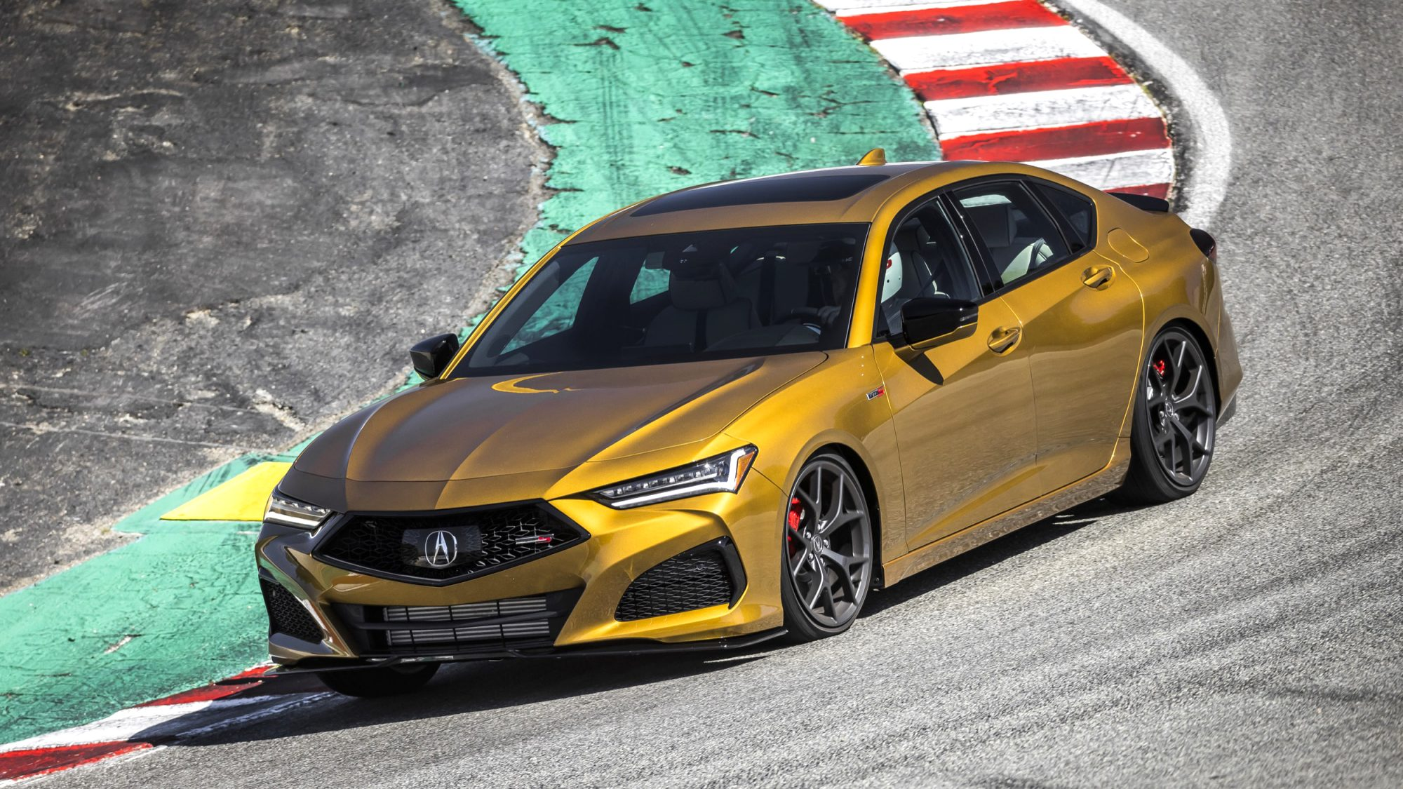 2021 acura tlx gas type Style