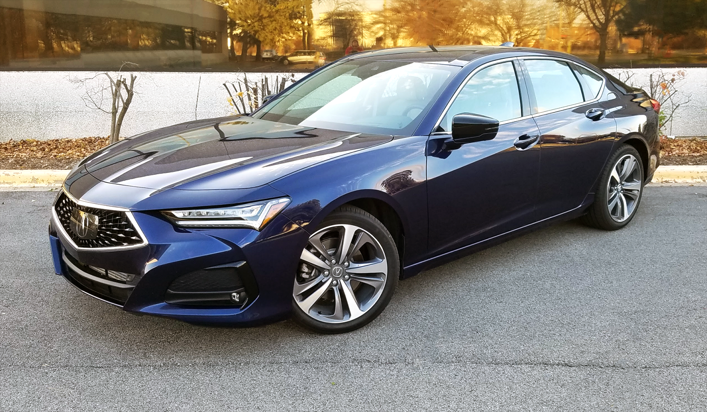 2021 acura tlx gas type New Model and Performance