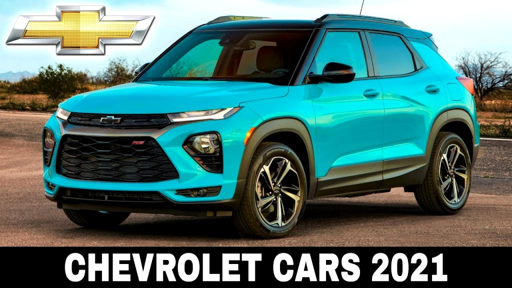 2021 chevrolet lineup Redesign and Concept