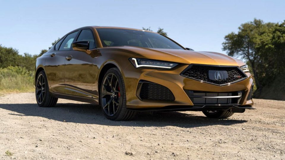 2021 acura tlx gas type Release Date and Concept