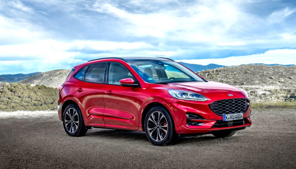 2021 ford kuga st line Research New