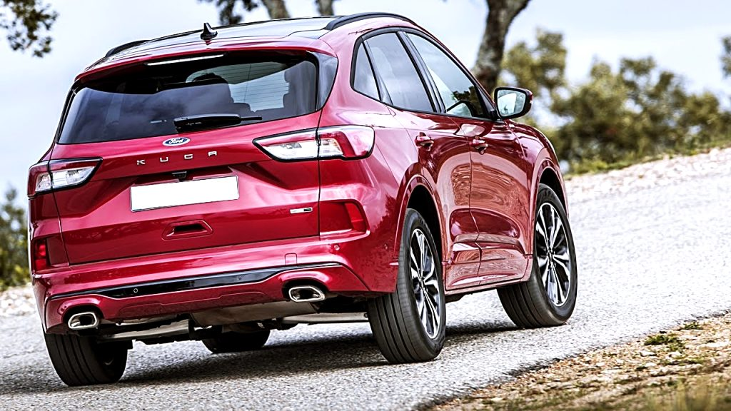 2021 ford kuga st line Redesign