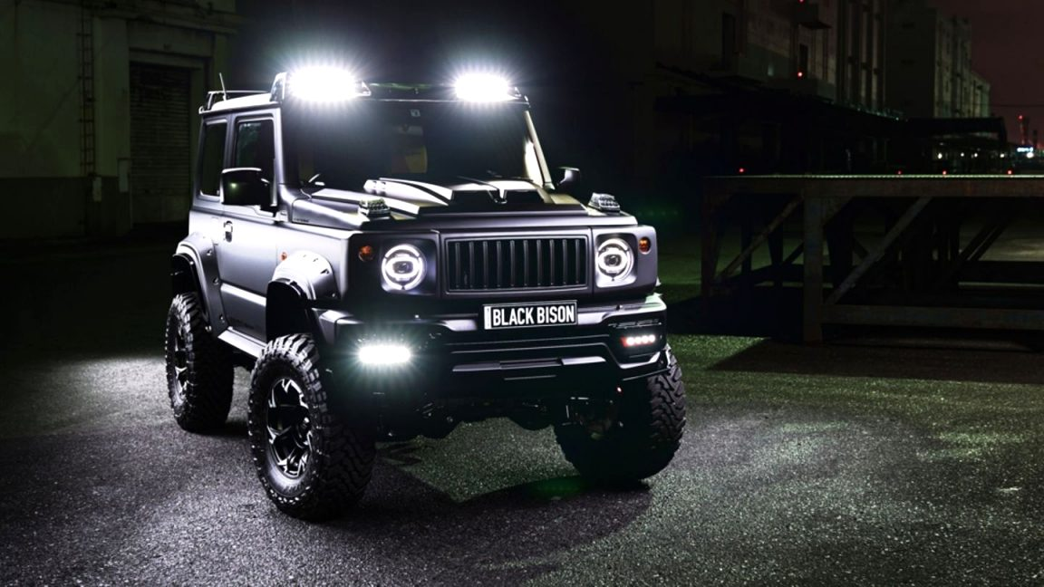 jimny 2021 mercedes New Model and Performance