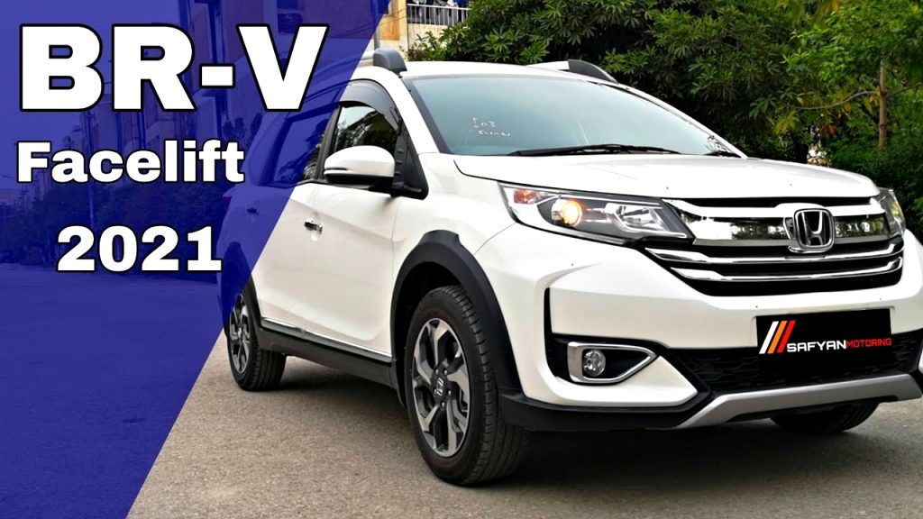 2021 honda brv philippines Review and Release date