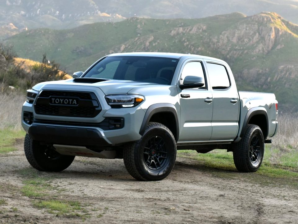 2021 toyota tacoma Price and Release date