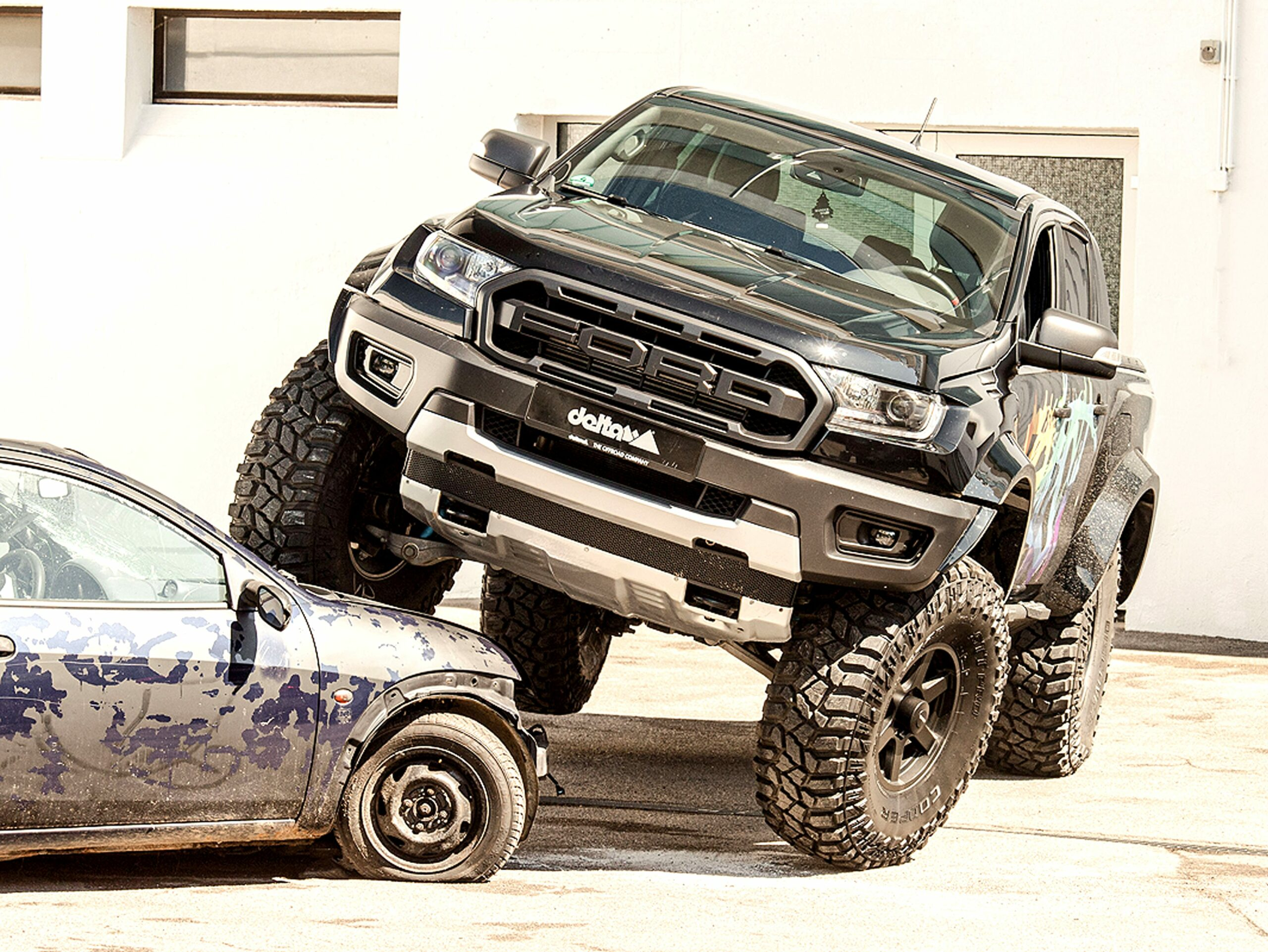 2021 ford ranger zero to sixty Overview