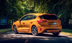 Ford Focus St 2021 Redesign And Concept
