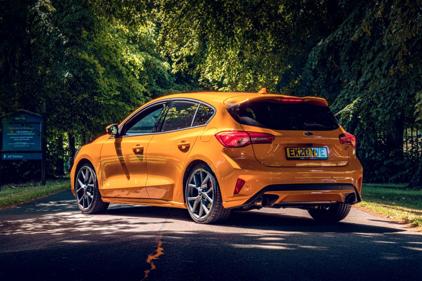 ford focus st 2021 Review