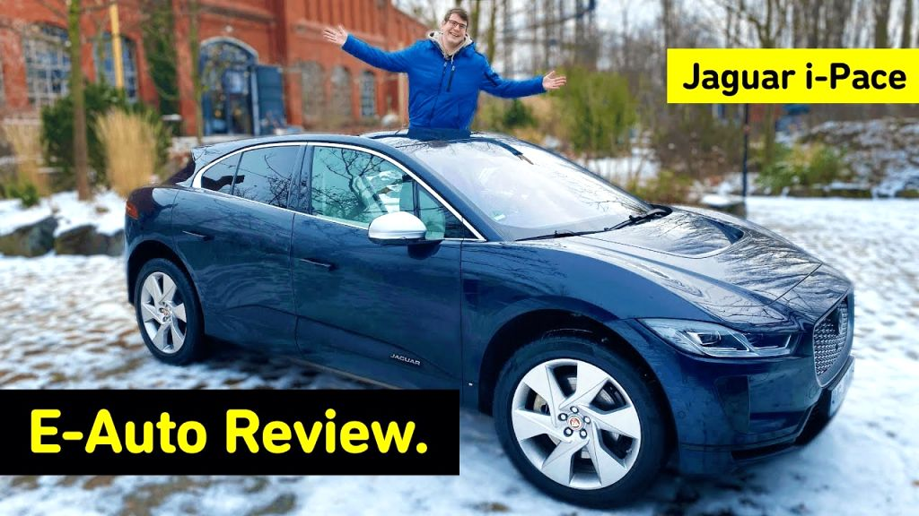 jaguar i pace 2021 youtube New Review